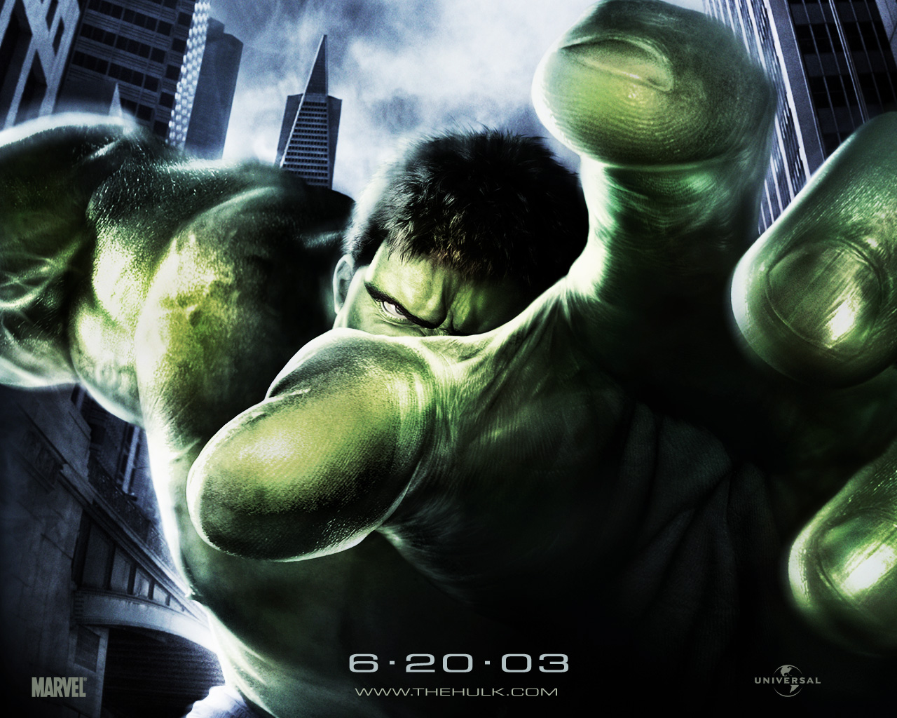 fotos increible hulk: