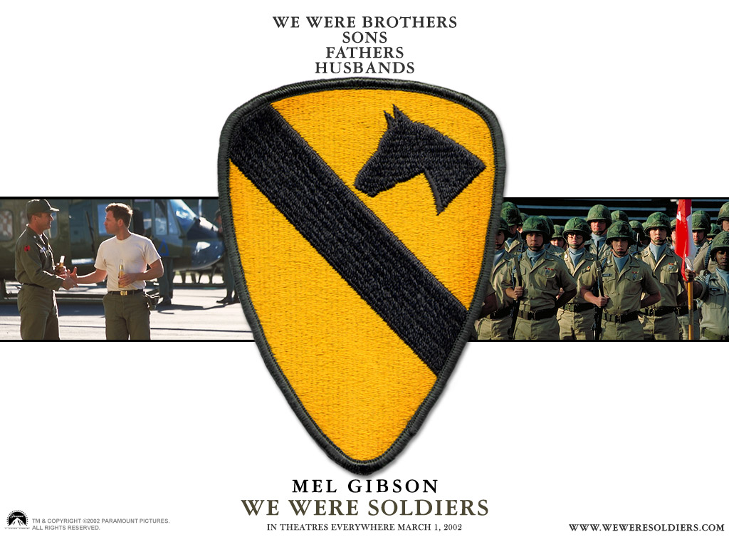 report on we were soldiers We were soldiers does both those things well, while pursuing a bigger picture,  taking in both the battlefield and the home front, the experience.
