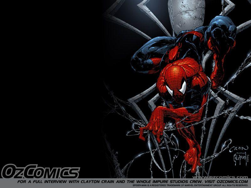 Spider man wallpaper desktop 110k spiderman desktop