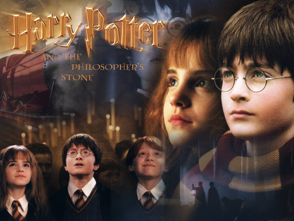 Harry Potter and the Sorcerer's Stone Harry