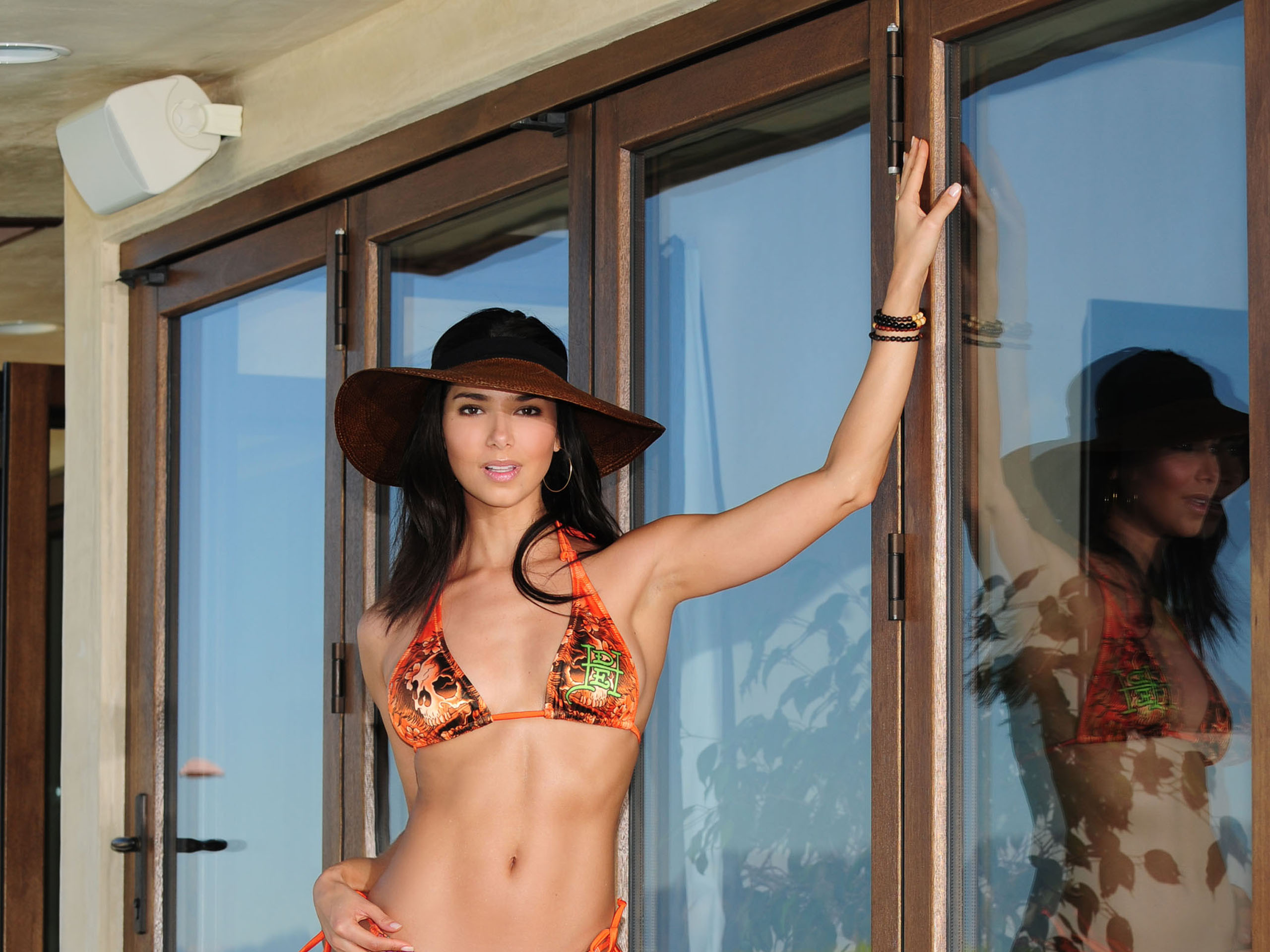 Sánchez bikini roselyn Roselyn Sanchez's