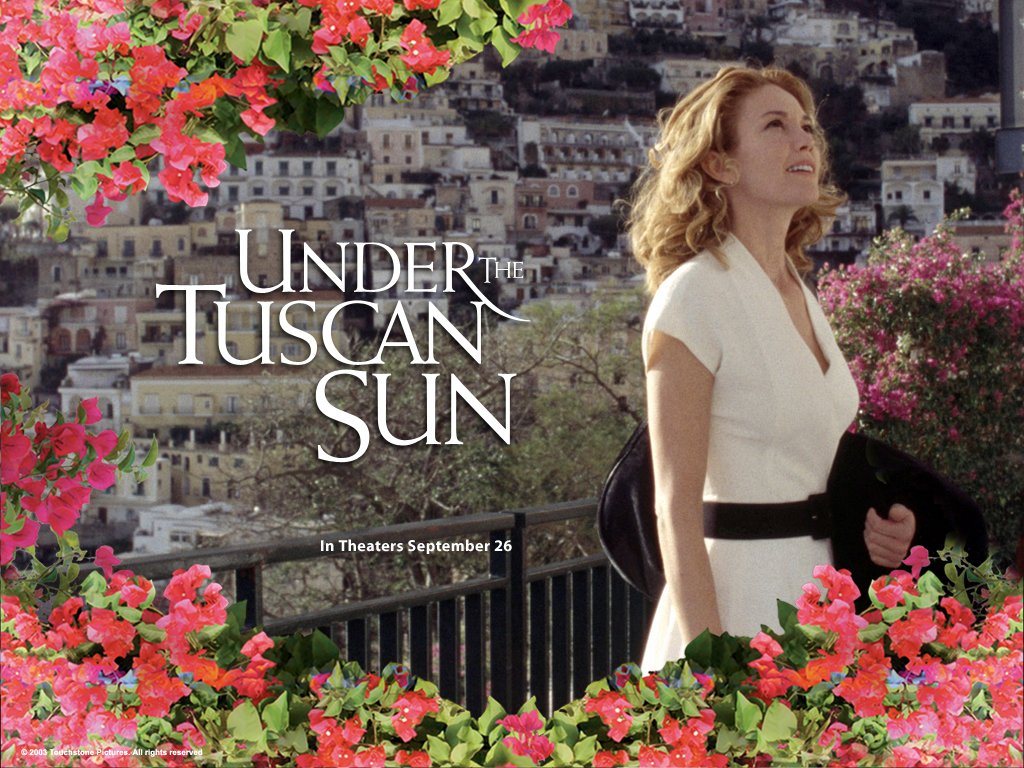 Under the tuscan sun wallpapers