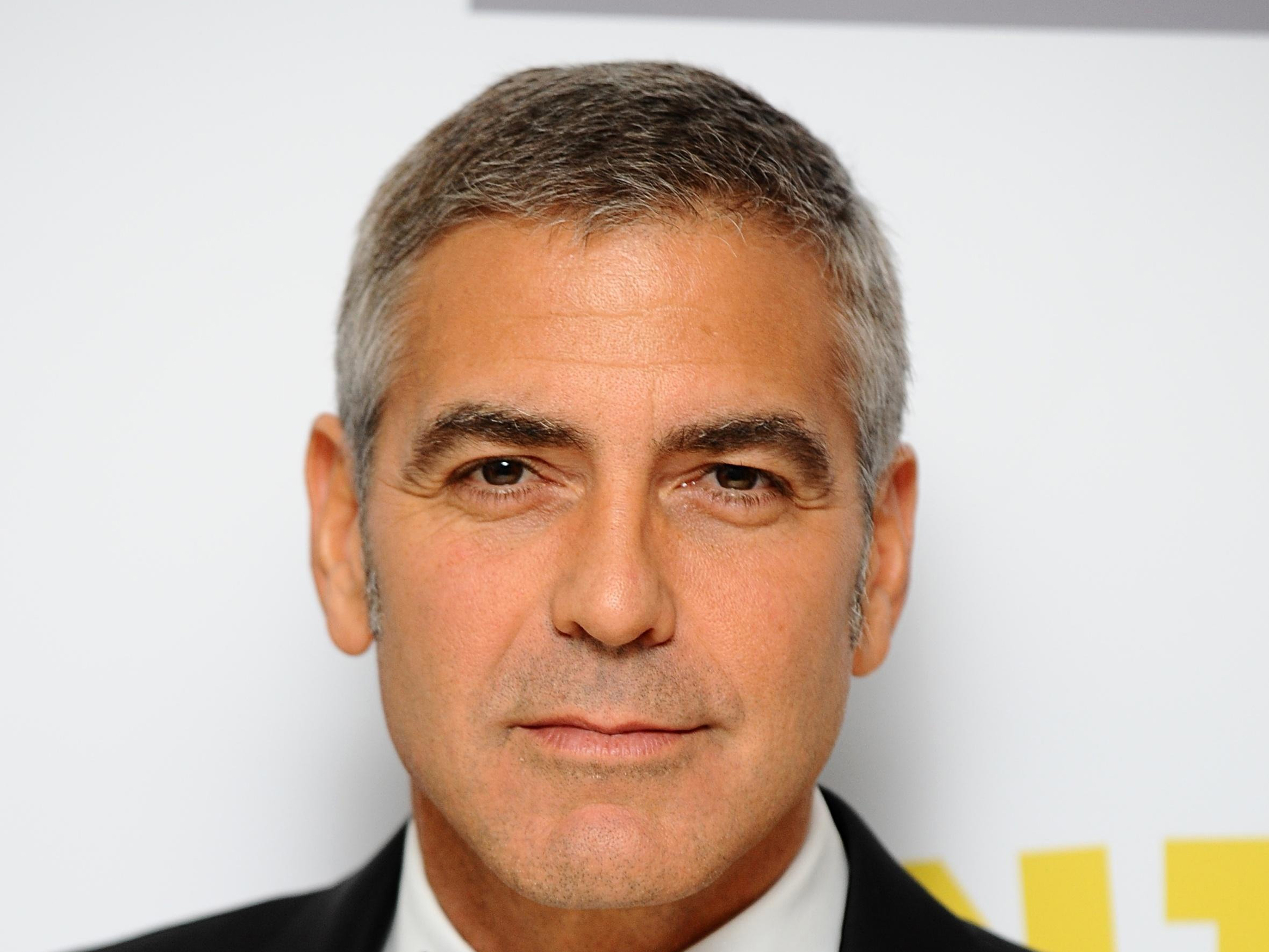 george clooney weight loss 2018. Black Bedroom Furniture Sets. Home Design Ideas