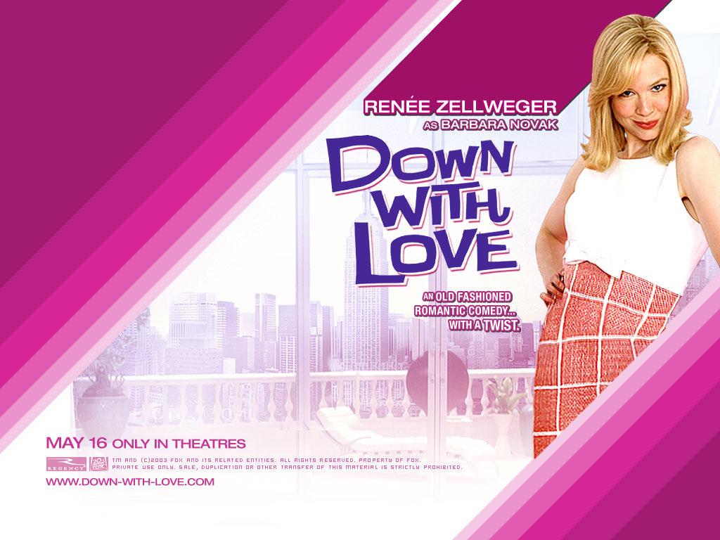 Down With Love 001 Free Desktop Wallpapers for Widescreen, HD and Mobile