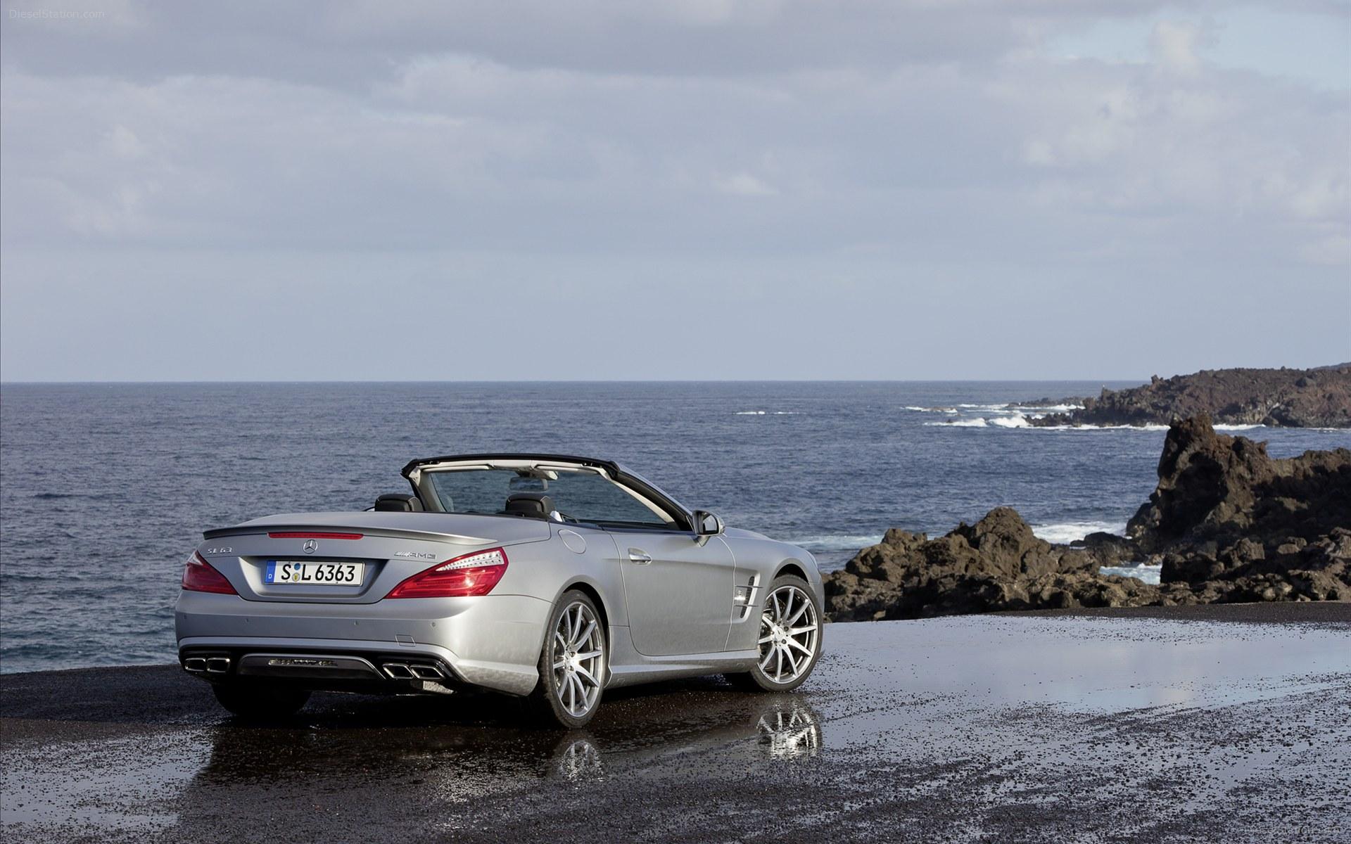 Mercedes Benz SL63 AMG3 Gallery