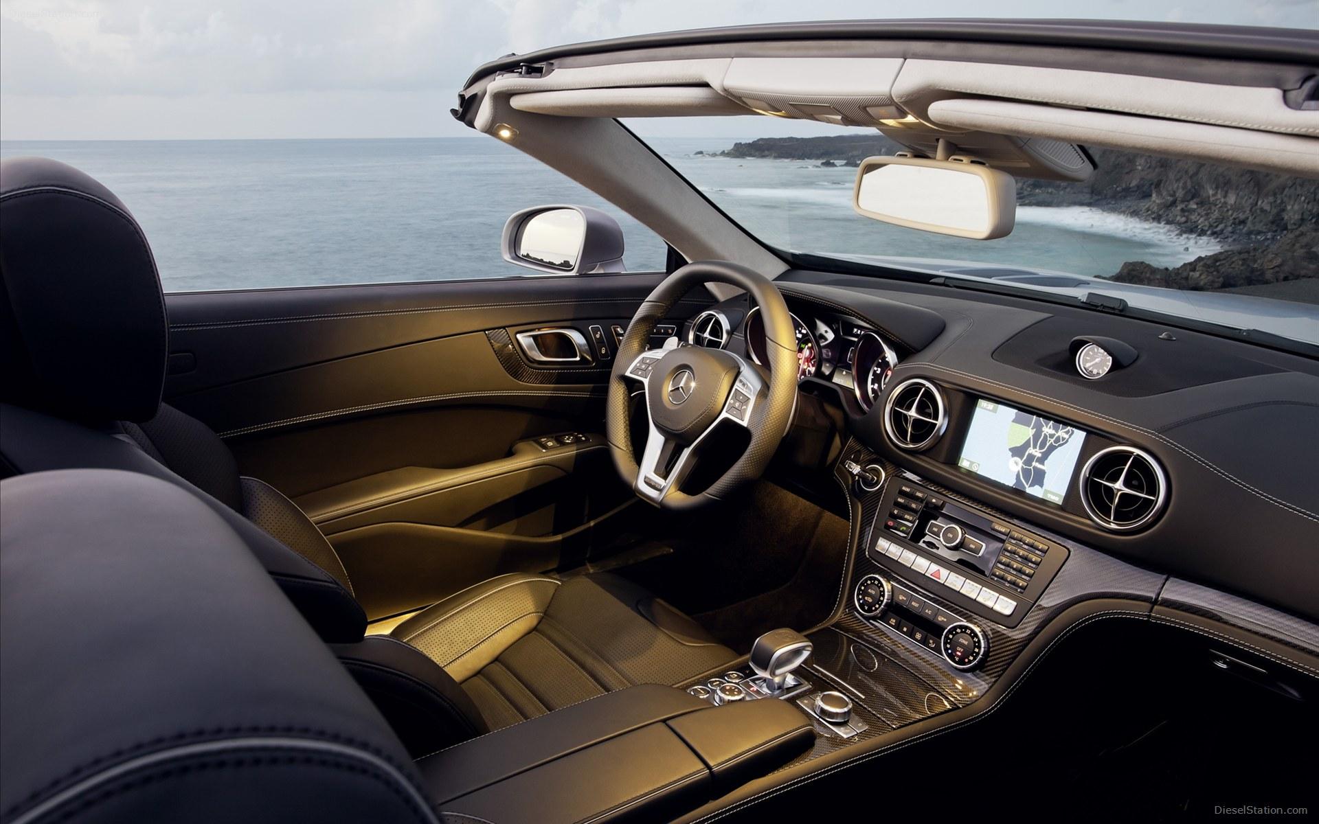 Mercedes Benz SL63 AMG3