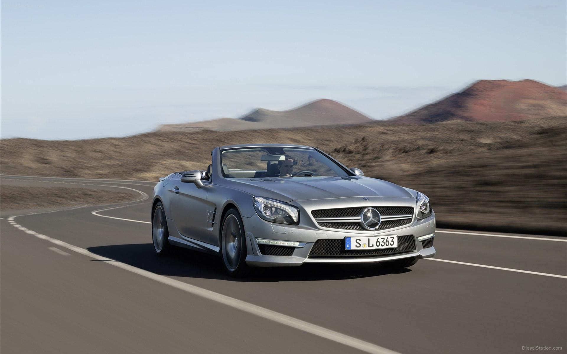 Marvelous Mercedes Benz SL63 AMG3 Idea