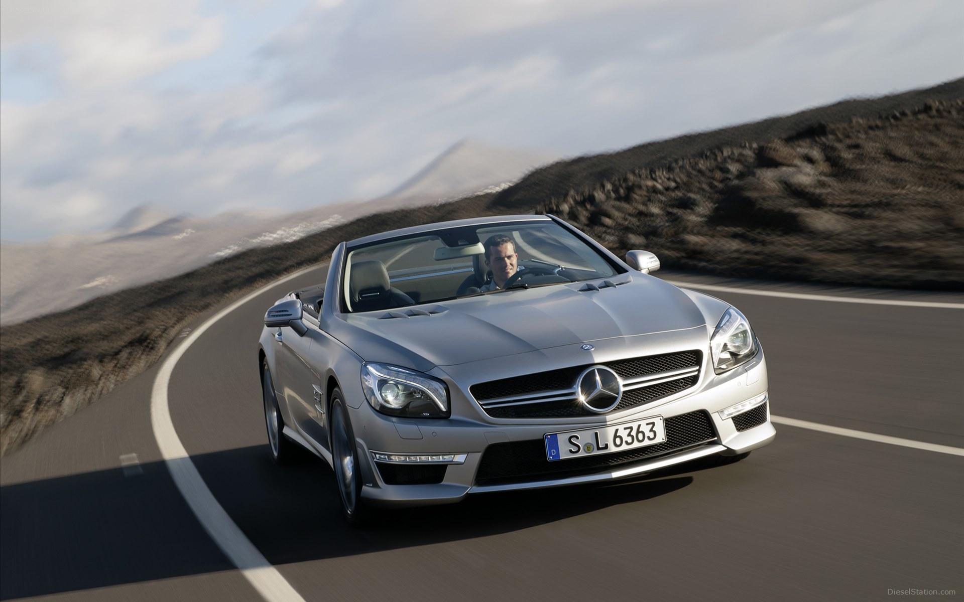 Mercedes Benz SL63 AMG3 Amazing Ideas