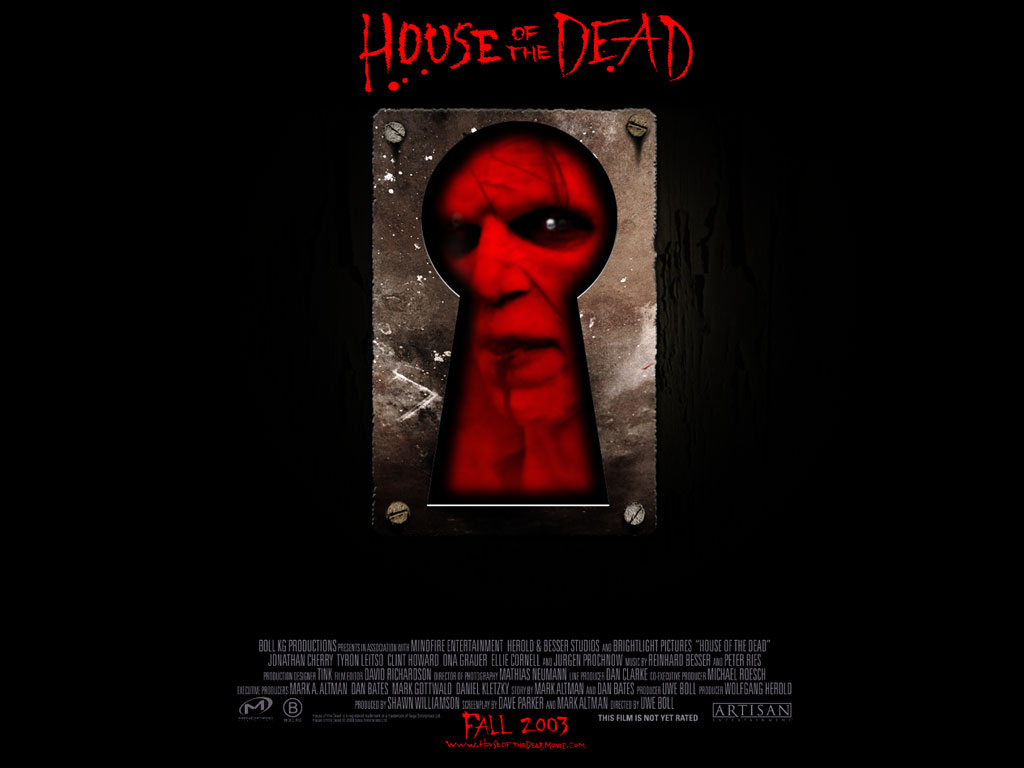 House of the dead for Housse of the dead