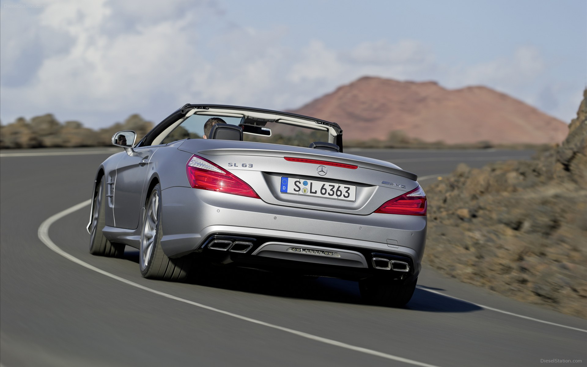 Mercedes Benz SL63 AMG3 Nice Ideas