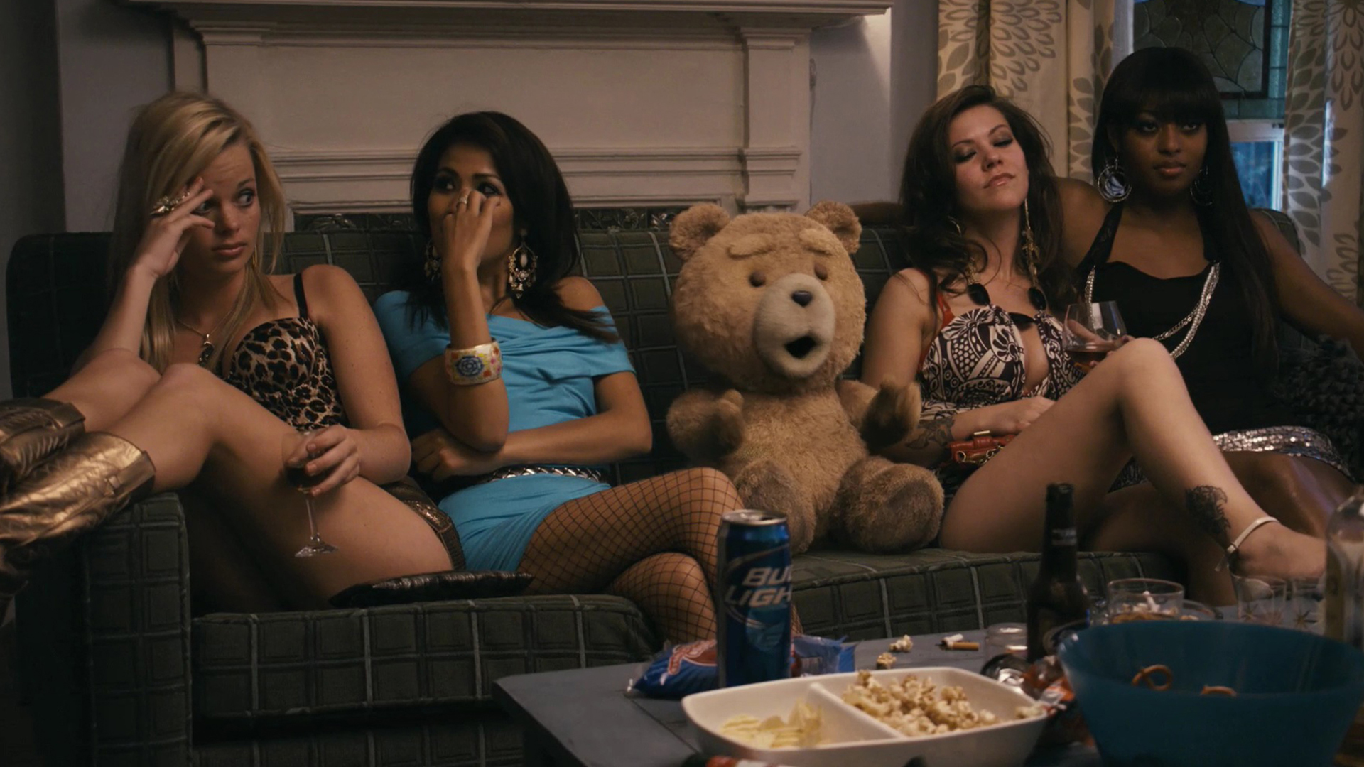 Ted Movie Background