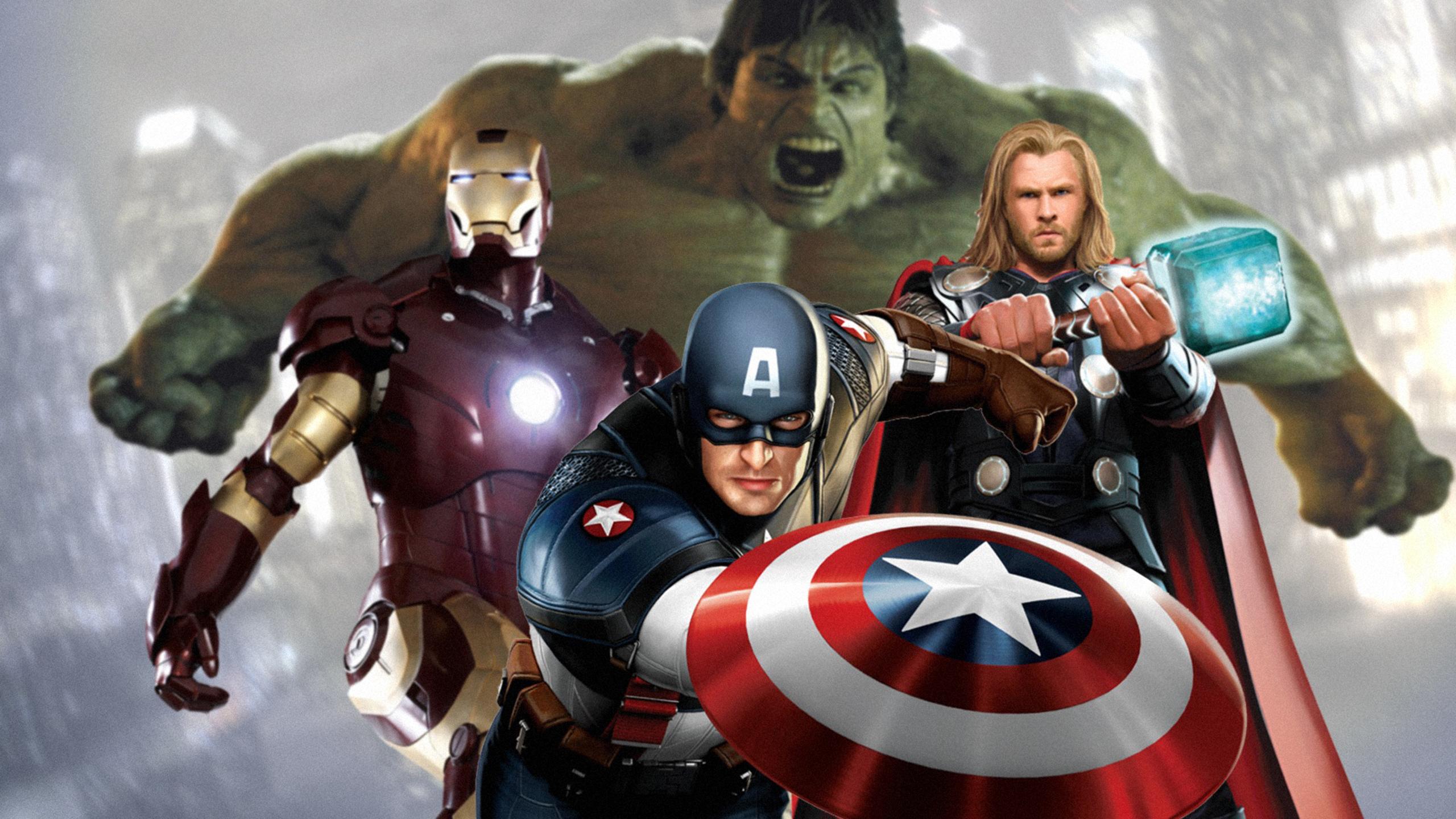 Команда Мстителей бесплатно