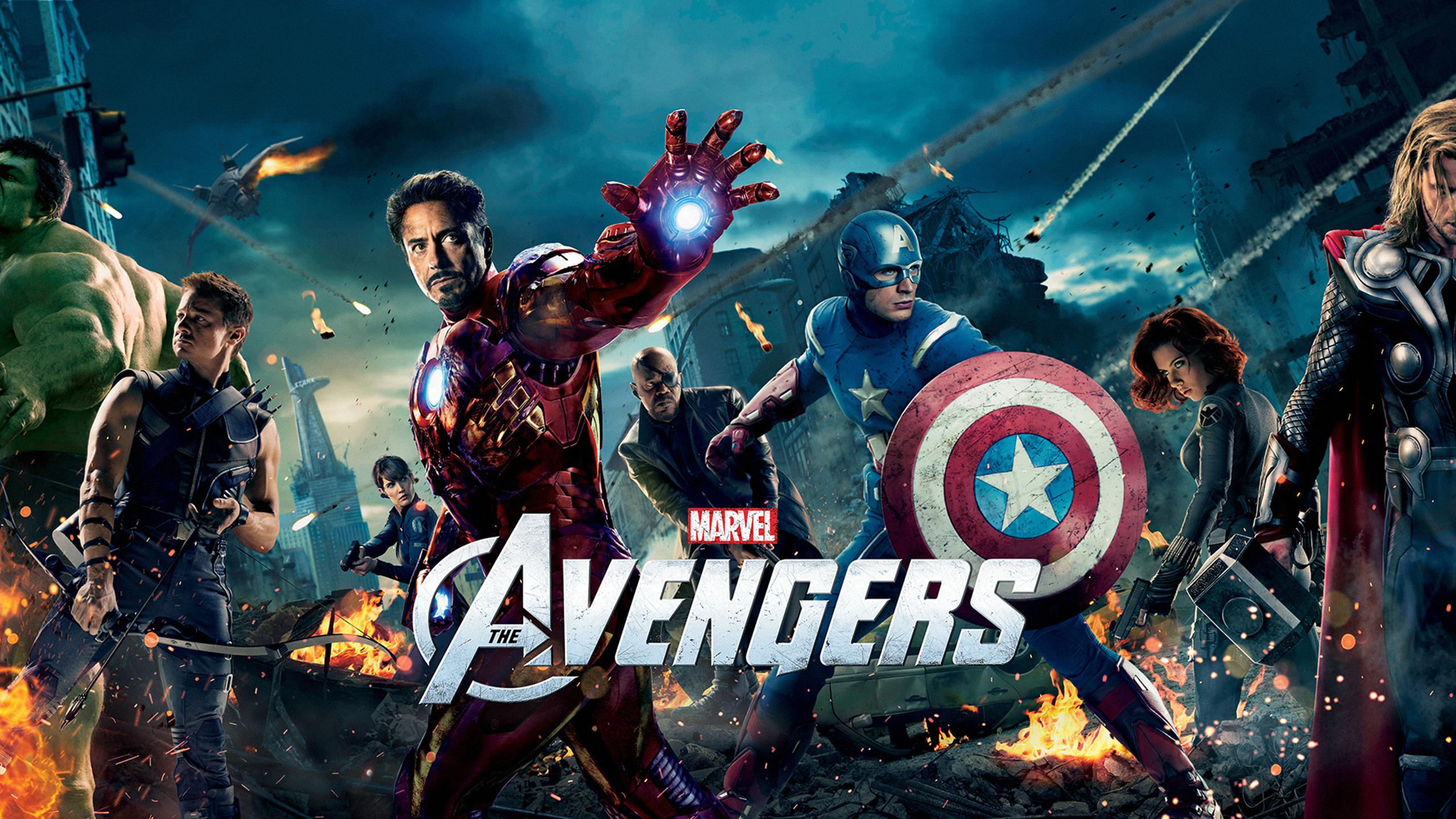 Avengers  № 1390840  скачать