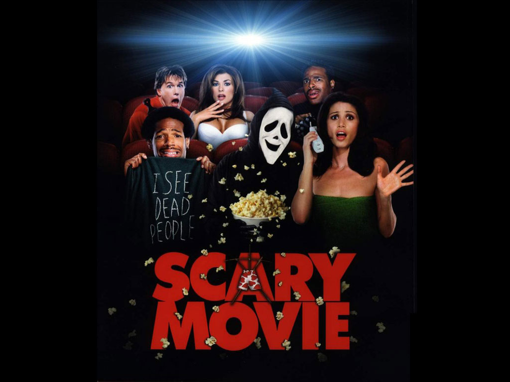Scary Movie | Free Desktop Wallpapers for HD, Widescreen ...
