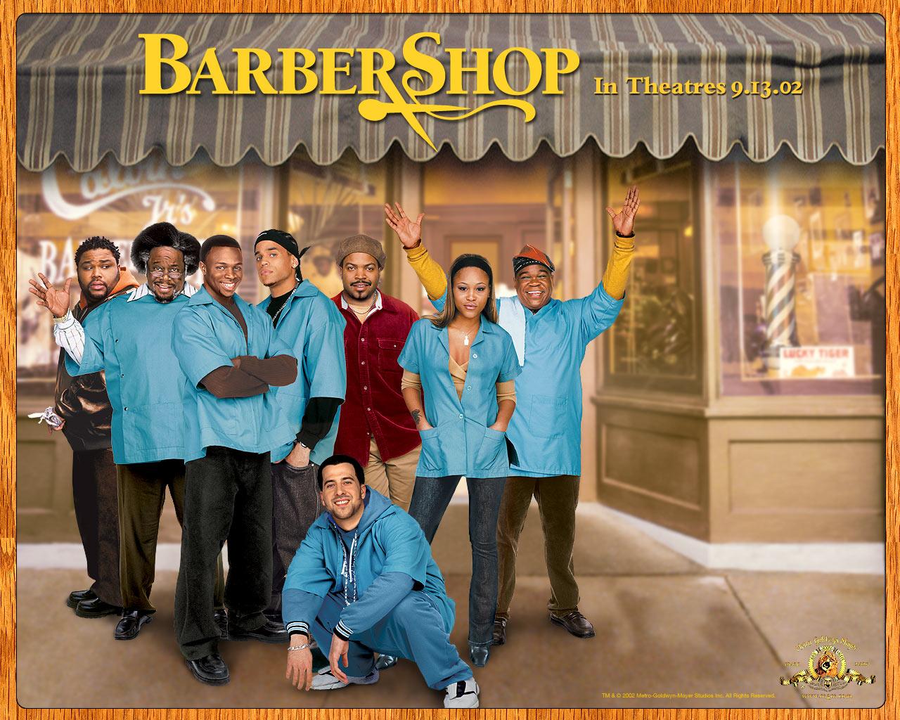 Barbershop Free Desktop Wallpapers for HD, Widescreen and Mobile