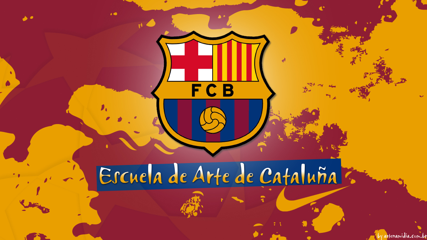 Fc barcelona escuela de arte wallpaper fc barcelona053356 free wallpaper voltagebd Gallery