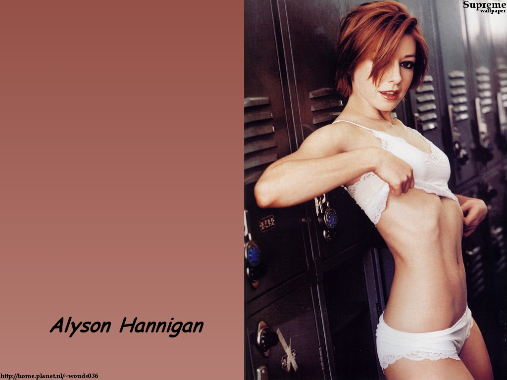 Hannigan leak alyson The most