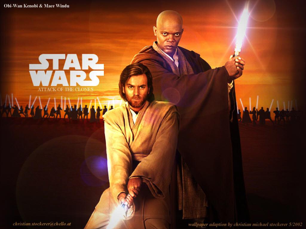 Star Wars Episode Ii Attack Of The Clones Wallpapers