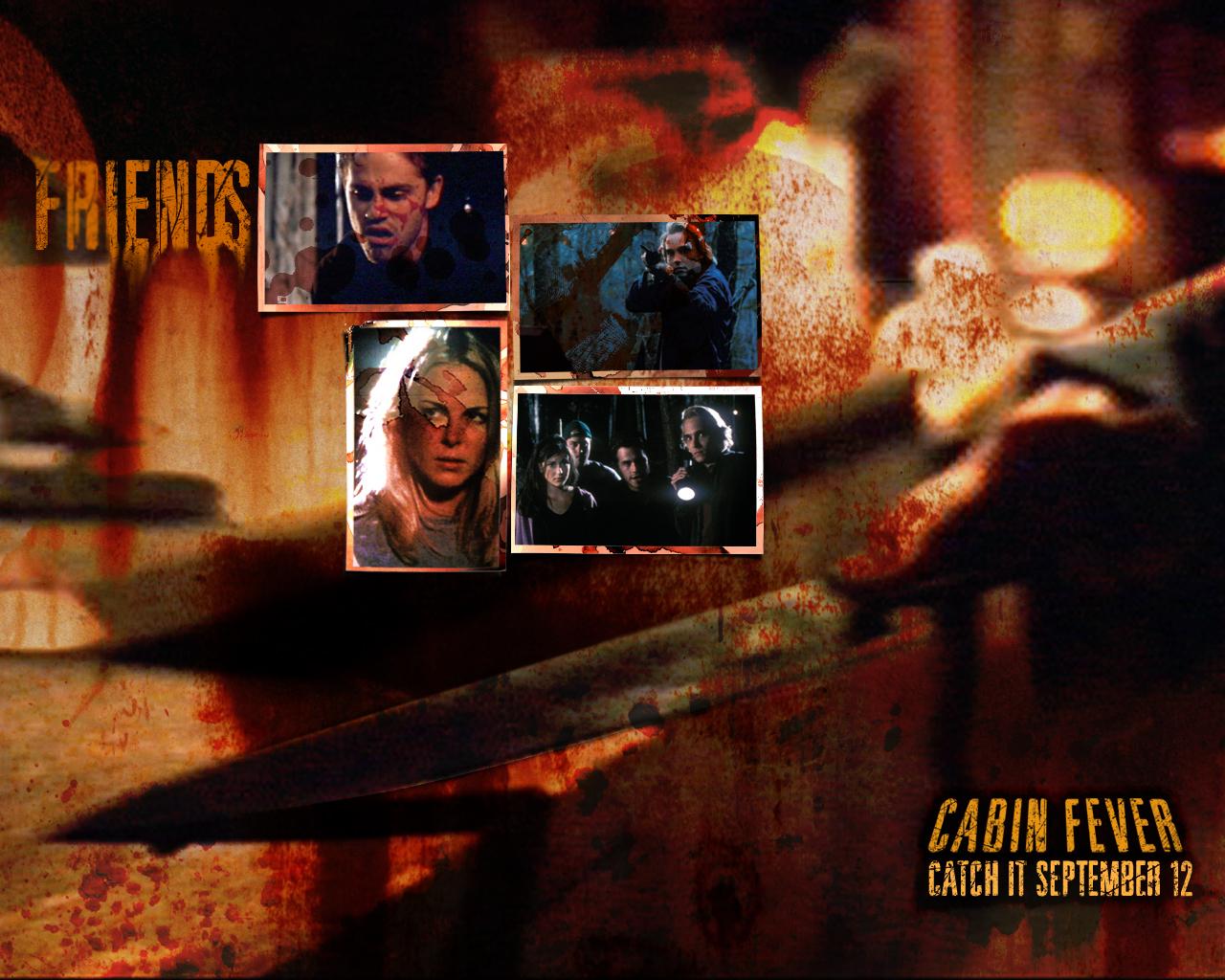 Cabin Fever 003 Free Desktop Wallpapers For Widescreen