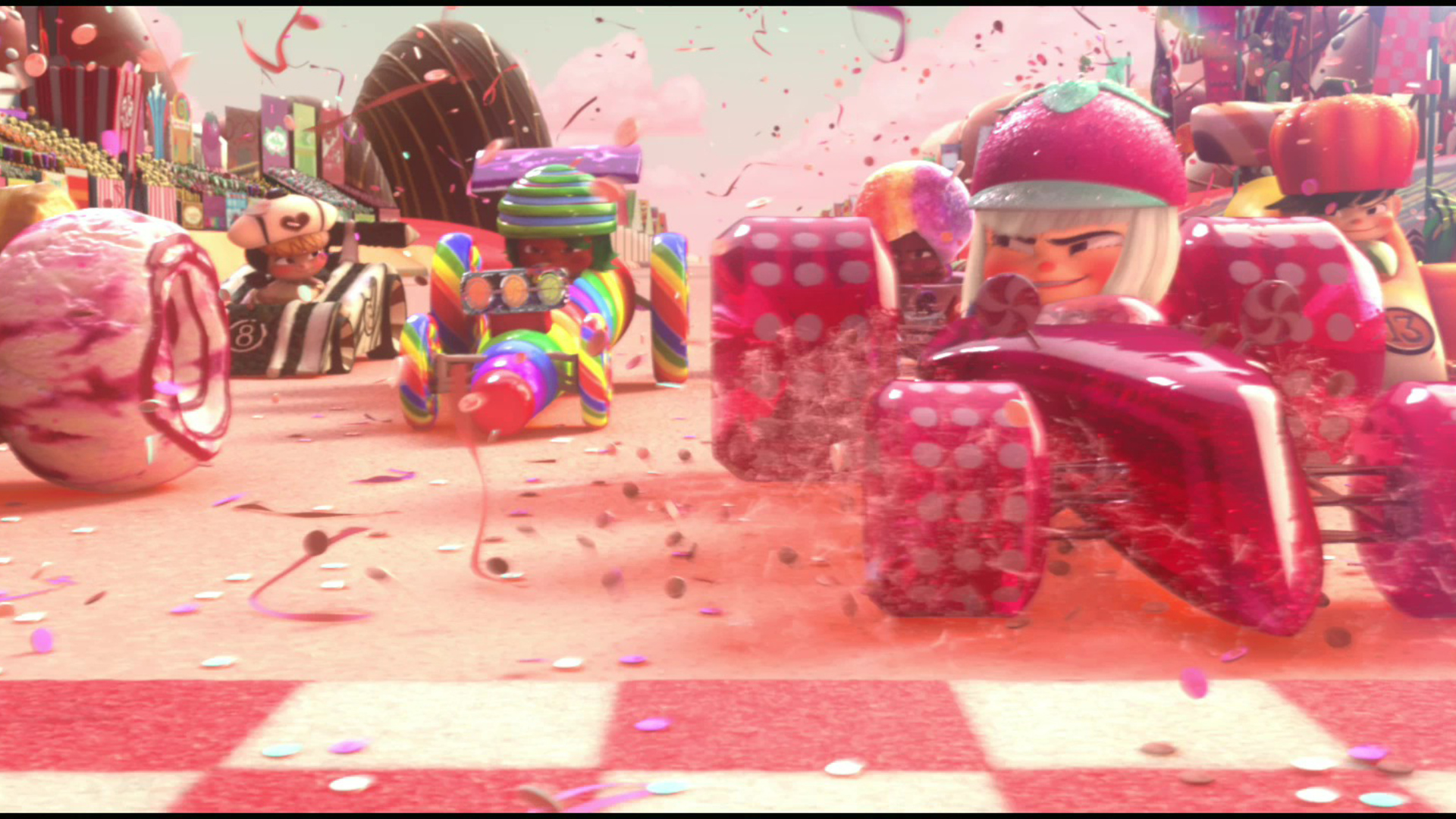Wreck It Ralph Animation Movie 4k Hd Desktop Wallpaper For: Free Desktop Wallpapers For Widescreen