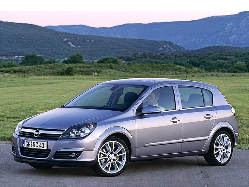 Opel Astra C Wallpapers - 2