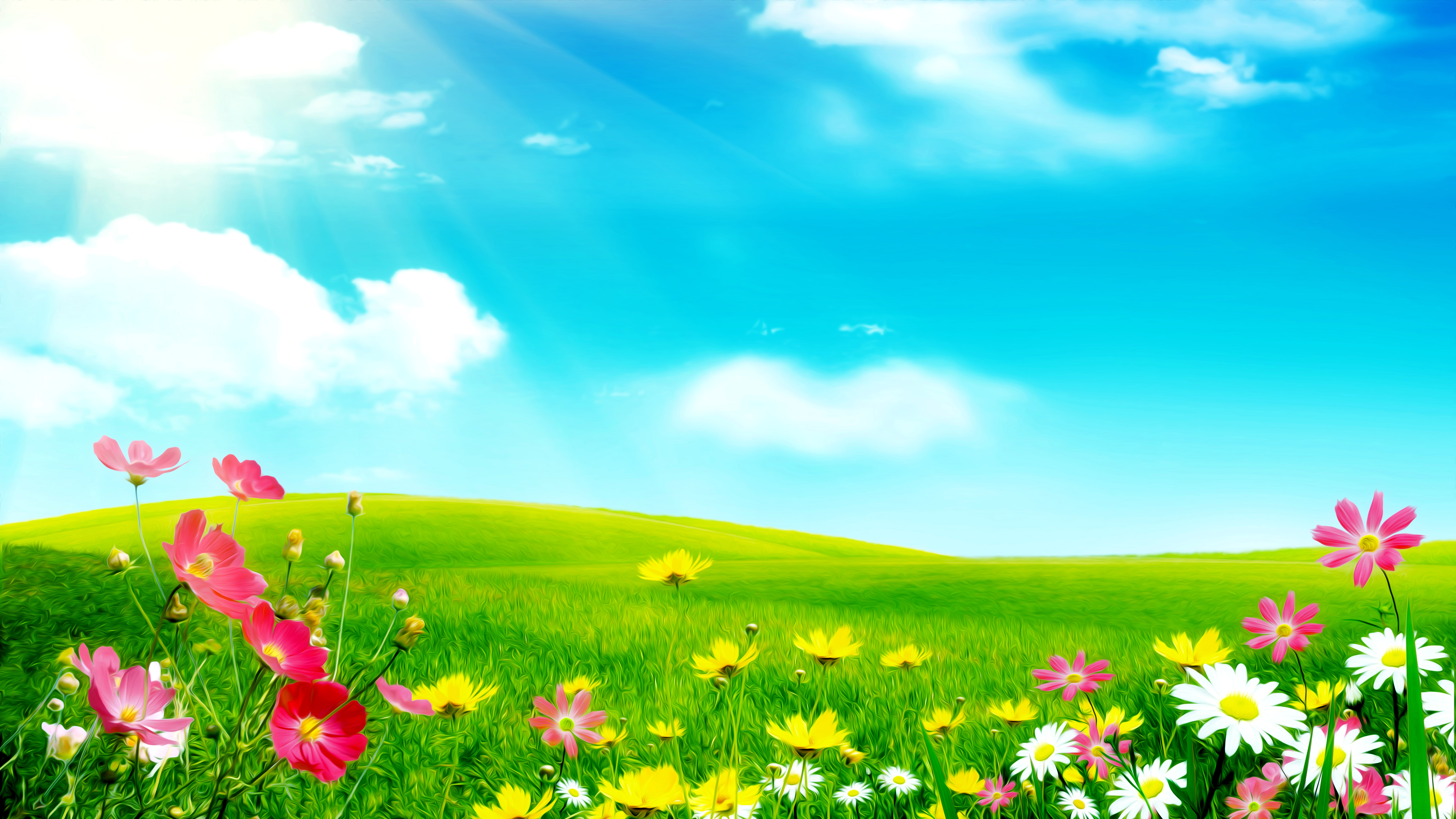 Fondo Animado Campo Parque Full Hd Animate Background: Free Desktop Wallpapers For Widescreen, HD