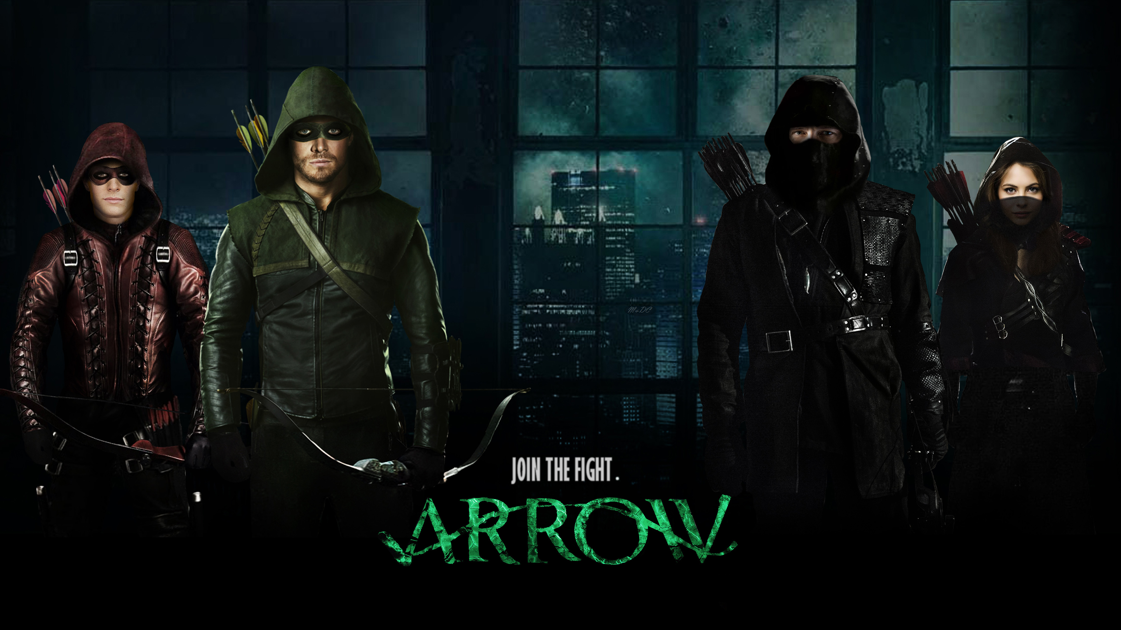 arrow tv series | free desktop wallpapers for widescreen, hd and mobile