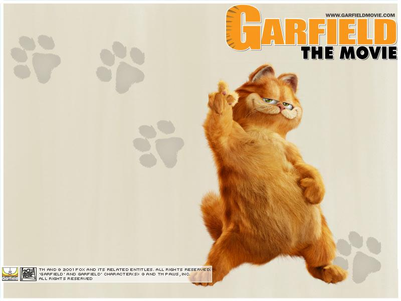 Garfield 010 free desktop wallpapers for widescreen hd - Garfield wallpapers for mobile ...
