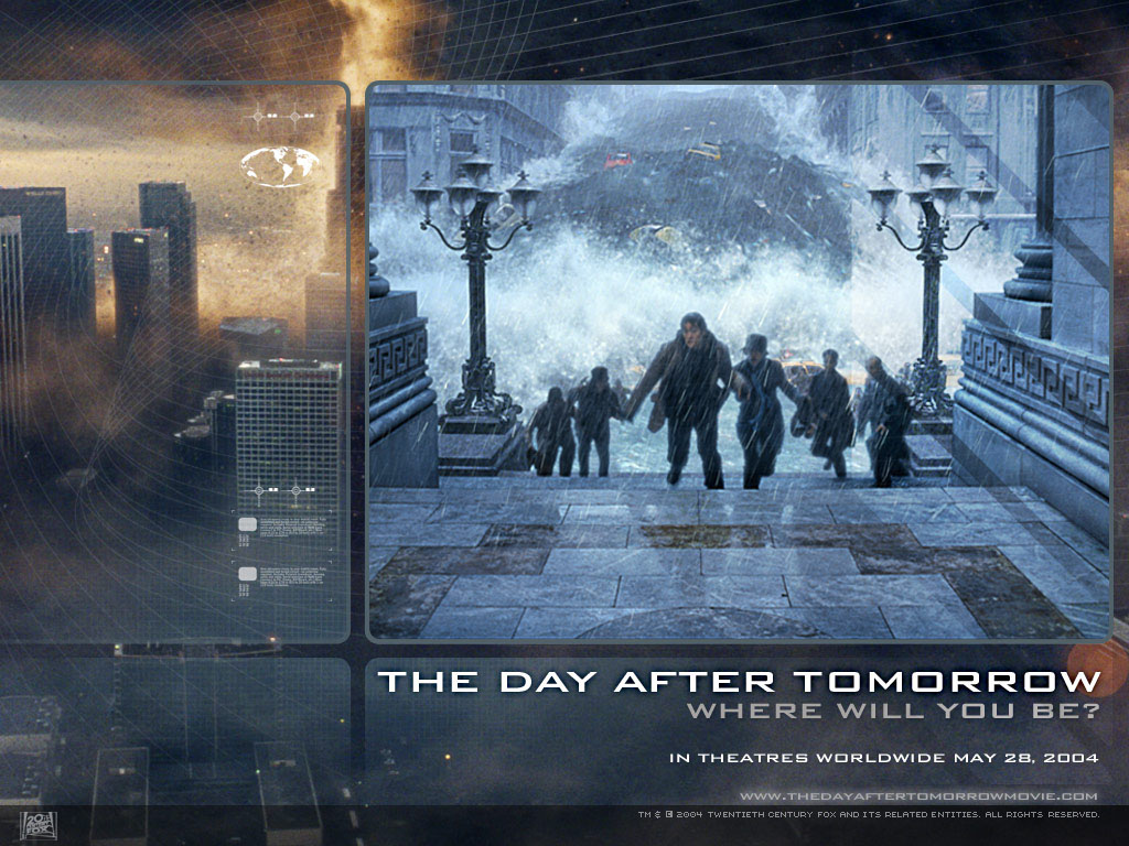 Day After Tomorrow Movie
