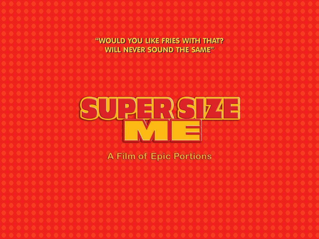 Free essay on supersize me movie