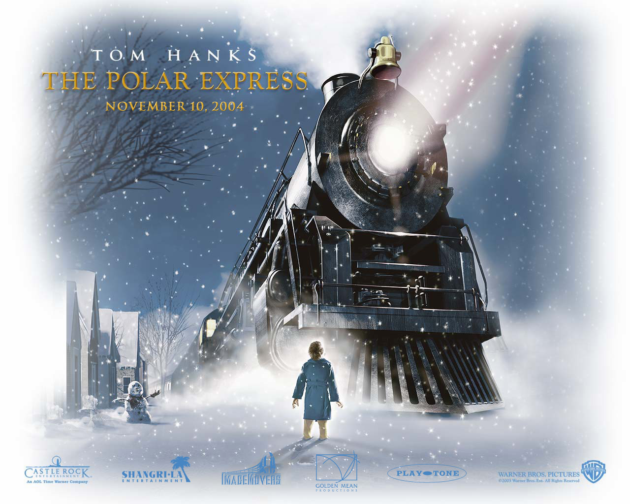 the polar express free desktop wallpapers for hd